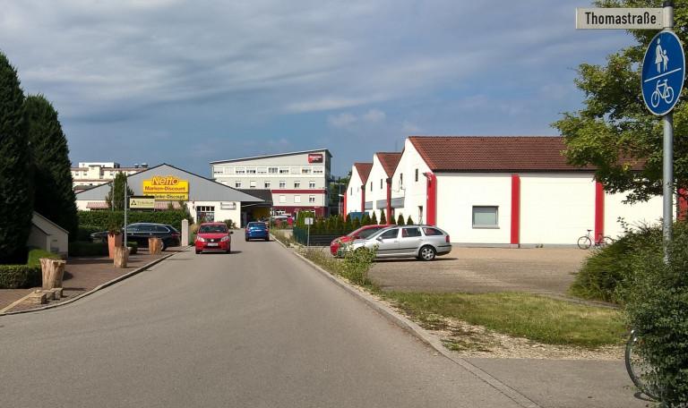 Thomastraße